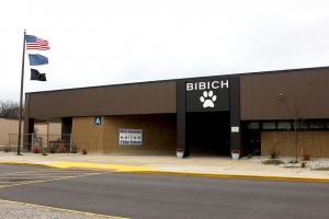 Image of Bibich Elementary front entrance
